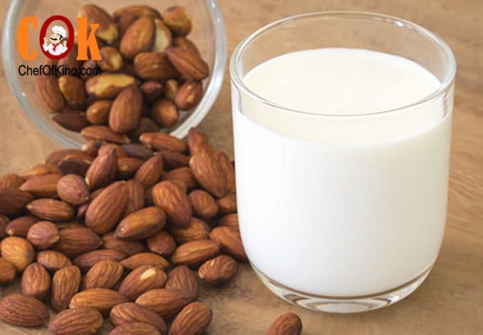 Almond Milk Recipe (Cannabis Milk)