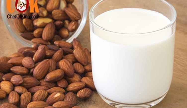 Almond Milk Recipe (Cannabis Milk)