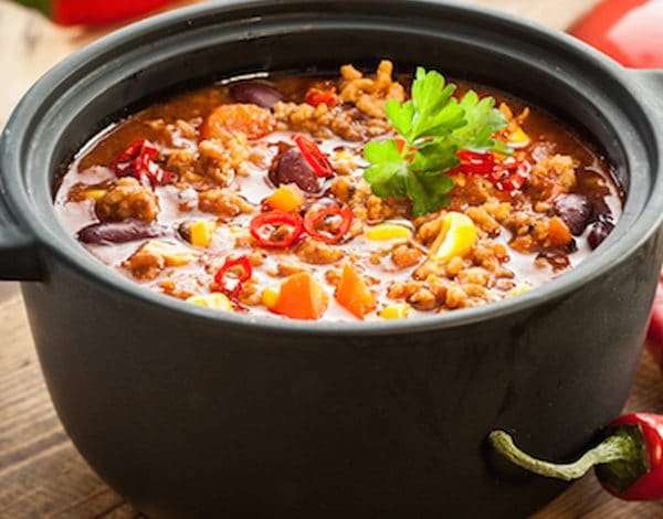 Cannabis Chili Soup Recipe