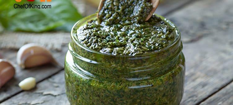 Cannabis Pesto Recipe