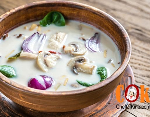 Coconut Cream Soup Recipe