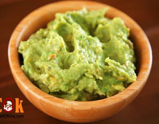 Guacamole Cannabis Recipe