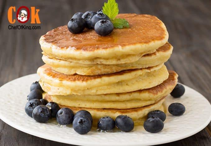 Pancakes Recipe ⋆ Chef Of King