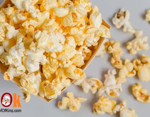 Potcorn Marịjuana recipe
