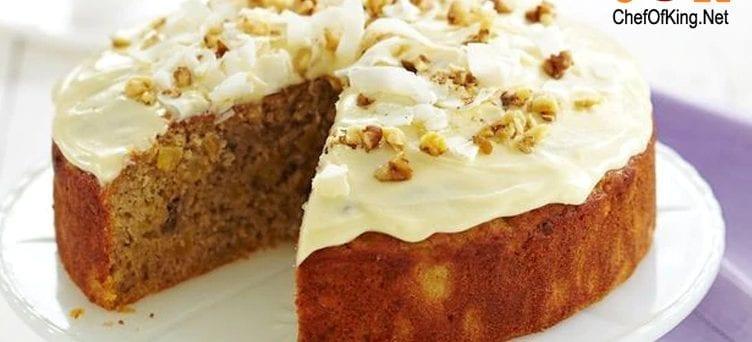 Reduced-fat hummingbird cake recipe