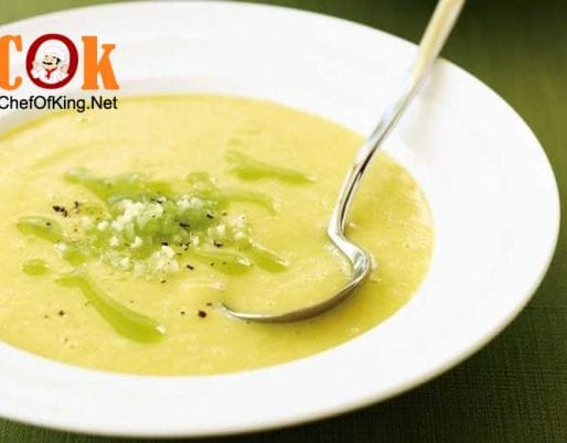corn-soup-chive-oil