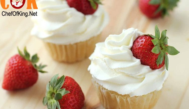 Cupcake kem tươi 1