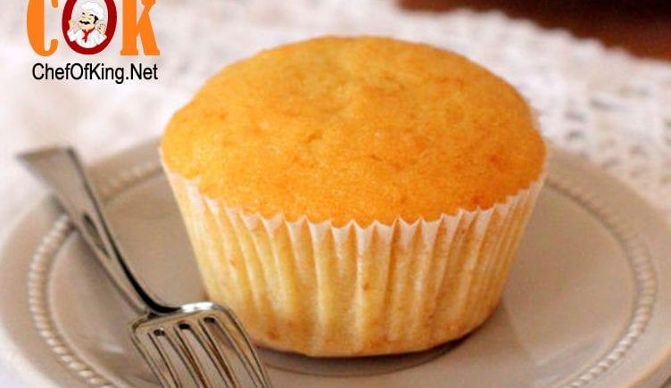 Muffin hoa quả (chuối & táo) 1