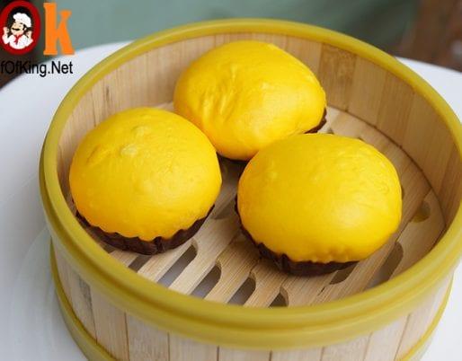 Bánh bao Kim Sa vị sầu riêng 6