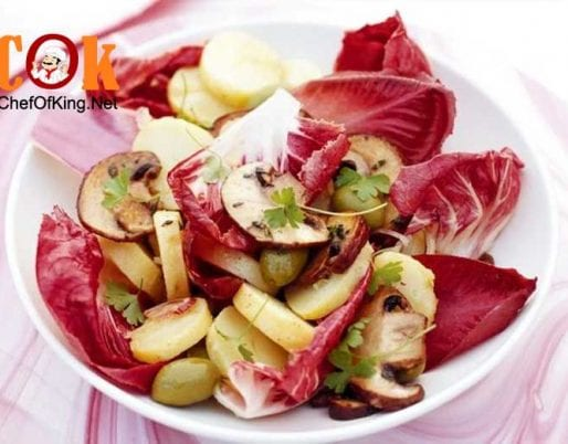 kipfler-portobello-mushroom-salad