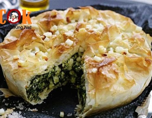 macedonian-pie-greens-cheese