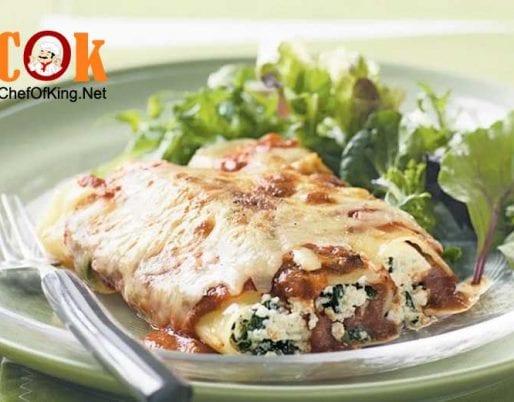 ricotta-spinach-cannelloni