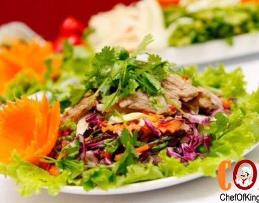 Salad ngũ sắc 2