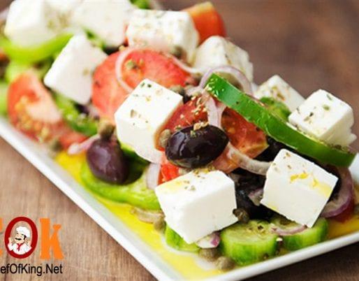 Salad kiểu Hy Lạp 7