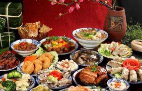 Những món ăn không thể thiếu trong ngày Tết