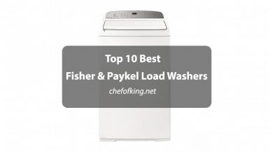 Top 10 Best Fisher & Paykel Load Washers