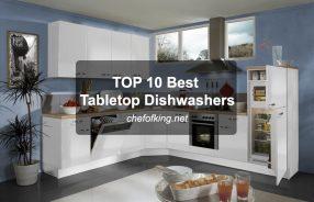 TOP 10 Best Tabletop Dishwashers