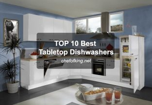 TOP 10 Best Tabletop Dishwashers