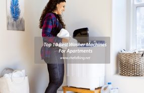 Top 10 Best Washer Machines For Apartments