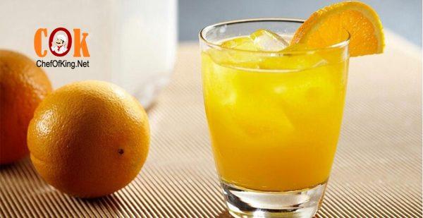 Cocktail Orange Cream Delight 1