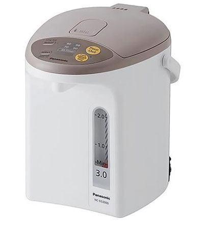 Bình thủy điện Panasonic PABT-NC-EG3000CSY - Khuyên dùng